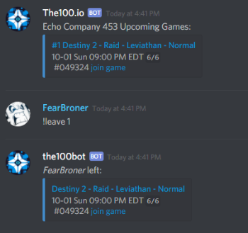 Gears of War 4 Discord Server